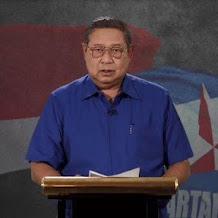 SBY Ucapkan Selamat kepada Jokowi-Amin