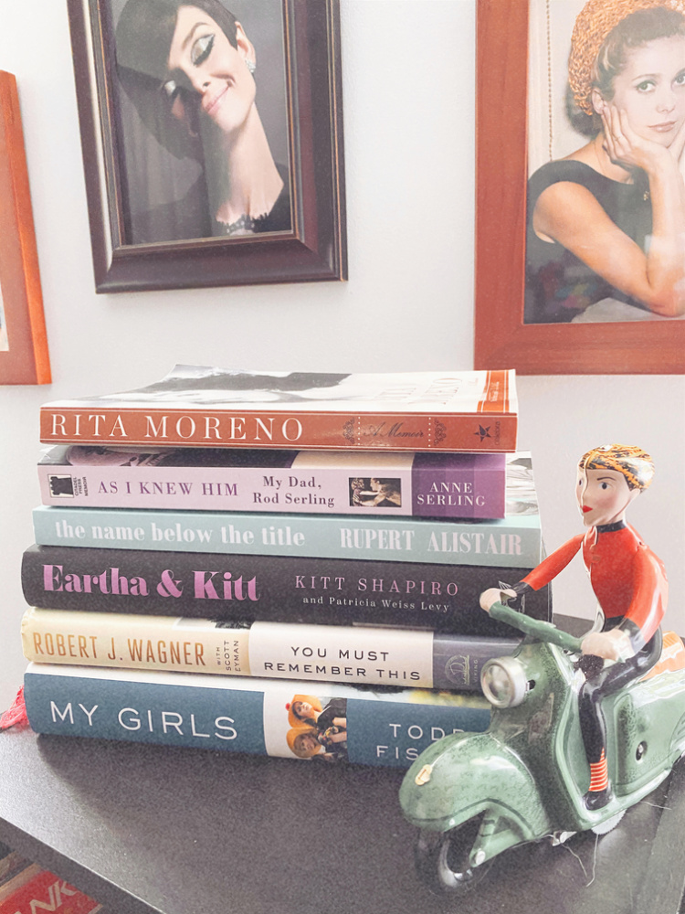 A Vintage Nerd, Vintage Blog, Old Hollywood Blog, Classic Film Blog, Out of the Past Summer Reading Challenge, Classic Film Books, Old Hollywood Book Review