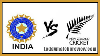 Today 1st T20 Match Prediction NZ vs IND Dream 11 Tips