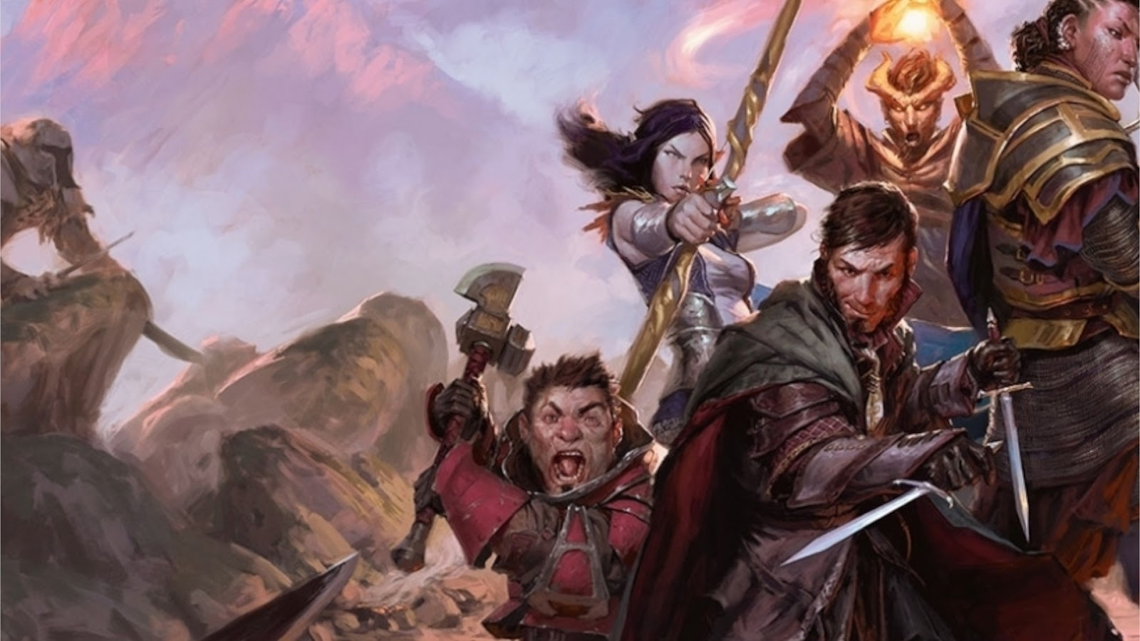 Board Game News Collider Unearthed Arcana Something Big is Coming For Dungeons and Dragons