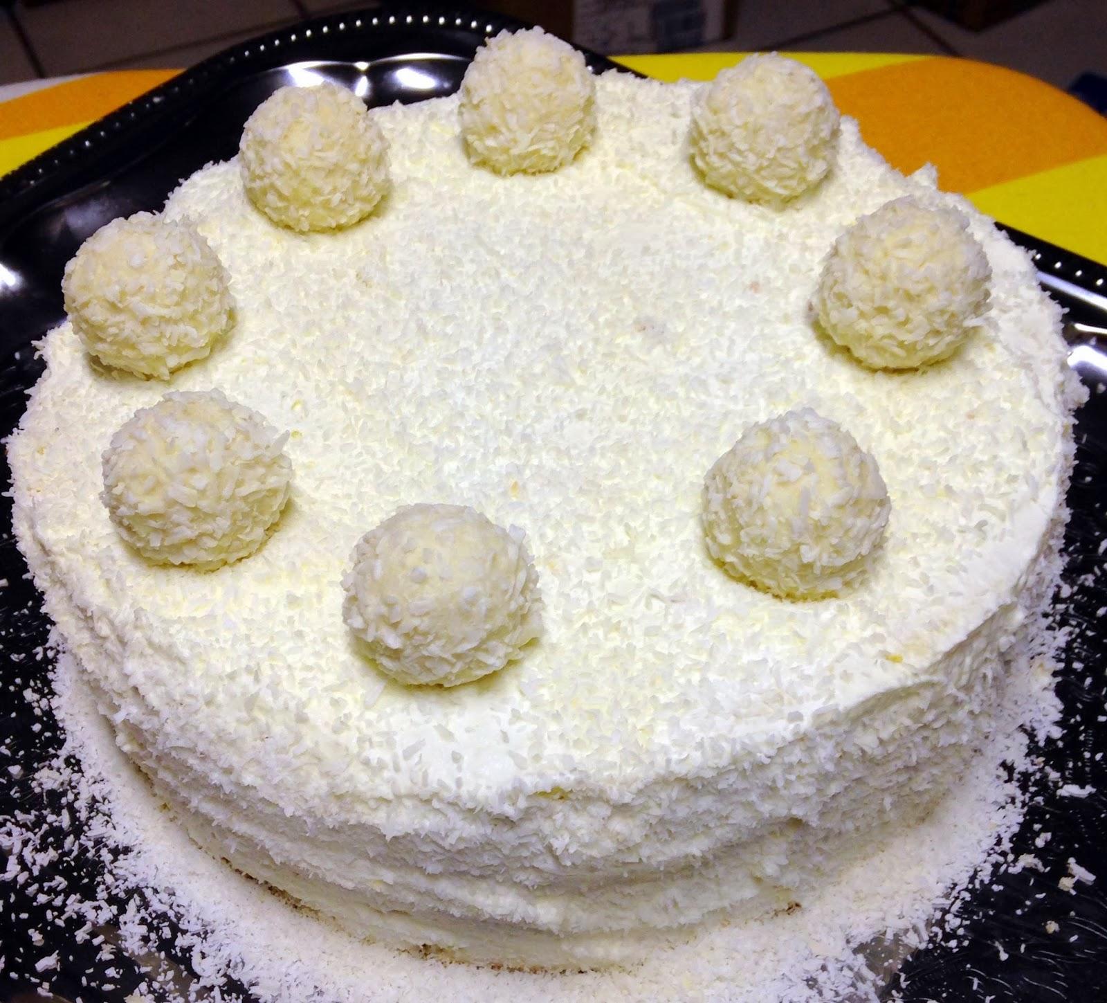 Raffaello Kuchen Kaufen Appetitlich Foto Blog Fur Sie