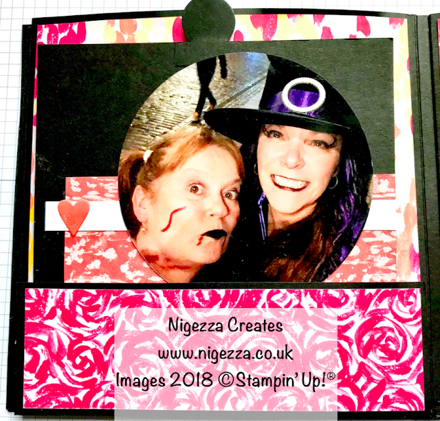 Nigezza Creates InspireINK September Blog Hop Tutorial