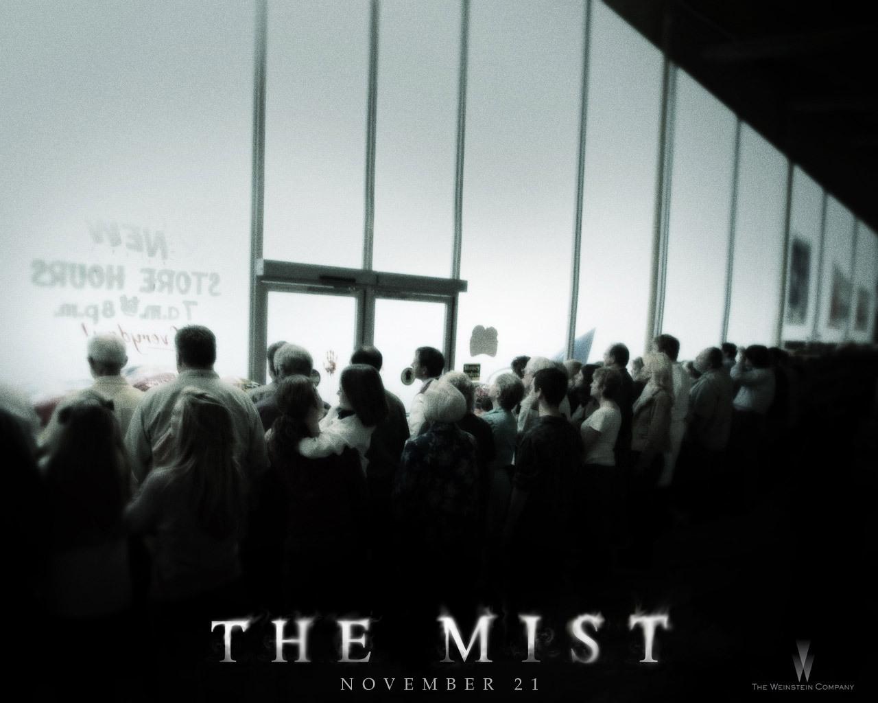 Film Blog: The Mist (2007)