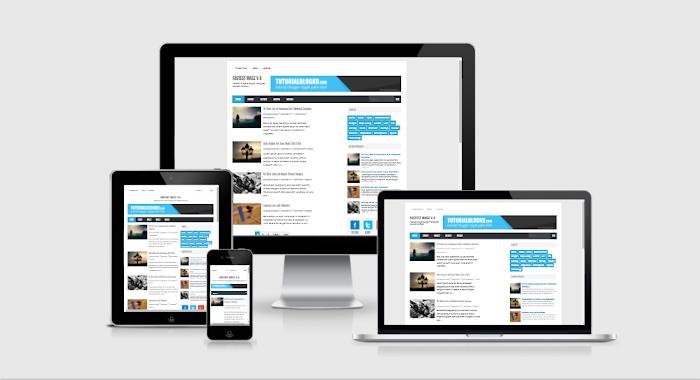 Fastest Magz V5.0 Template Premium Blogger