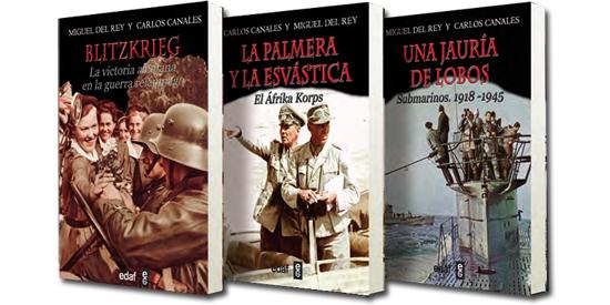 Colección Trazos de la Historia 1
