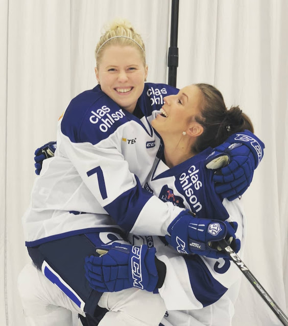 Elin Lundberg Hockey Player, Model, Height, Weight, Age, Husband, Family, Children, Affairs, Biography Wikipedia - MyTrendingStar.com