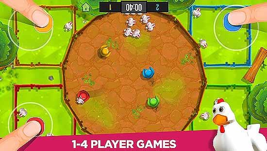 Stickman Party 1234 Player MOD Apk Download