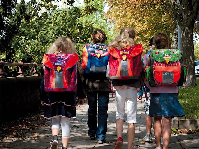 The German school bag: Schulranzen