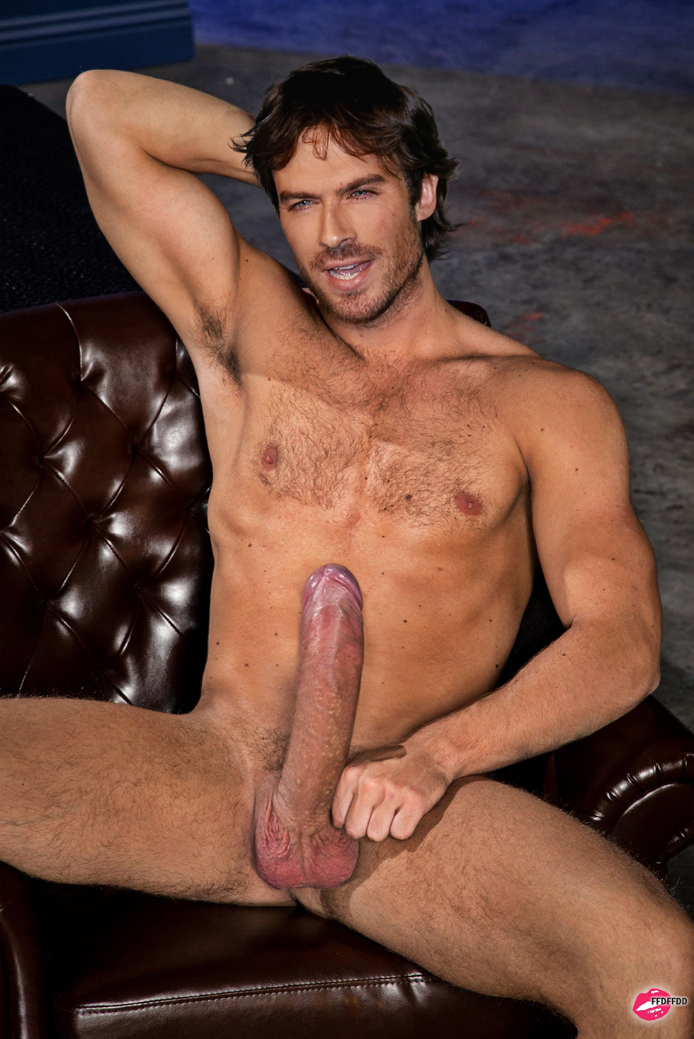 Realize, told... Big cock in pussy ian somerhalder doubt