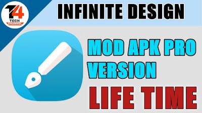 Infinite design apk image