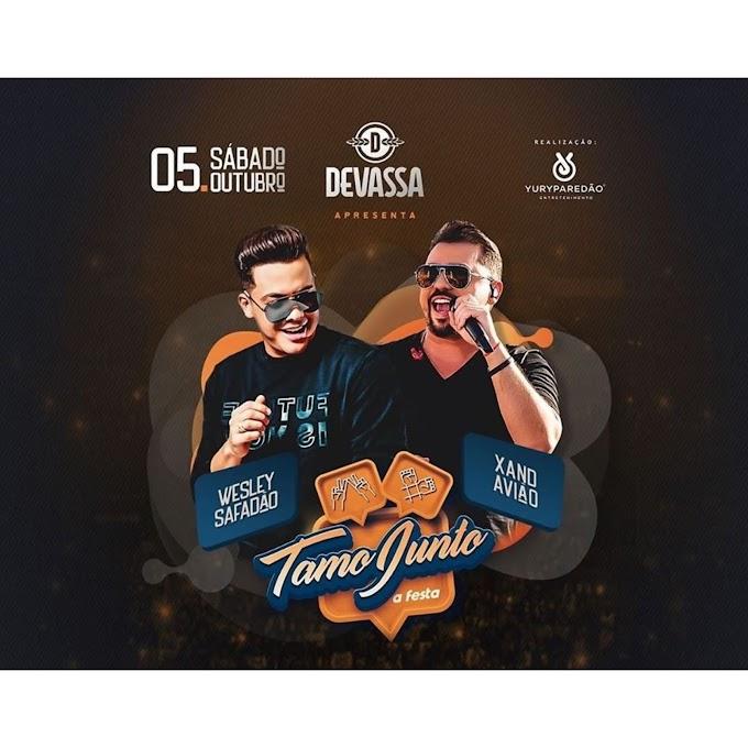 Tamo Junto a Festa no Cariri - 05 de Outubro 2019