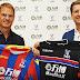 Frank de Boer nuevo DT del Crystal Palace.