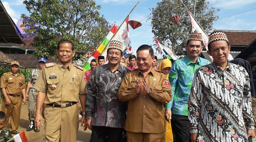Ikut Lomba Tingkat Nasional, Mad Hasnurin Apresiasi Capaian Perpustakaan Pekon Padang Tambak
