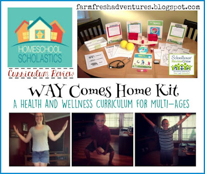 WAY Comes Home Health and Wellness Curriculum Review