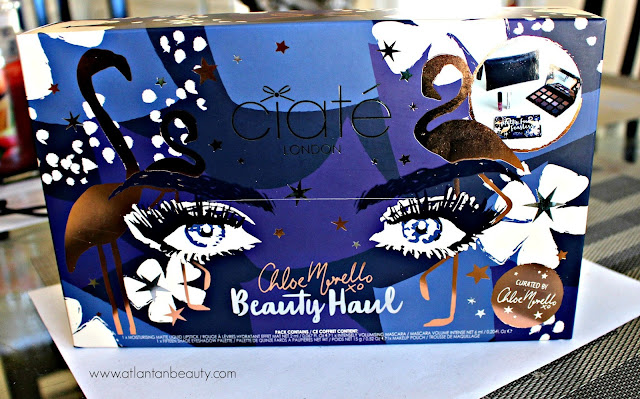 Ciate London Chloe Morello Beauty Haul Review and Swatches