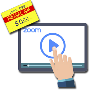Free GM Resource: Zoom Video Conferencing