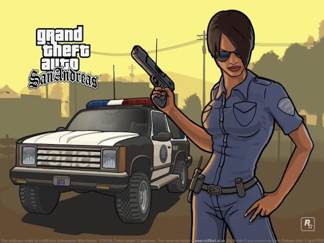 كيفية تحميل لعبة GTA San Andreas برابط مباشر