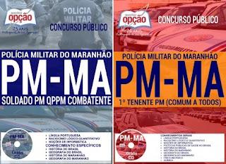 Apostila concurso PMMA 2017 para Soldado PM - do Maranhão – PM MA.