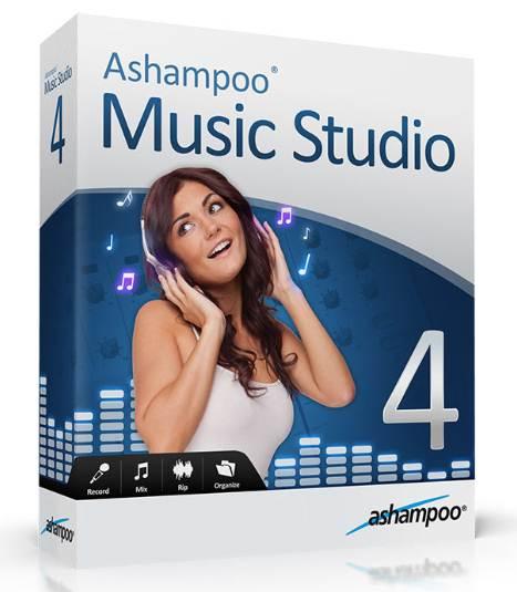 Ashampoo Music Studio 5.0.6.2 + Crack