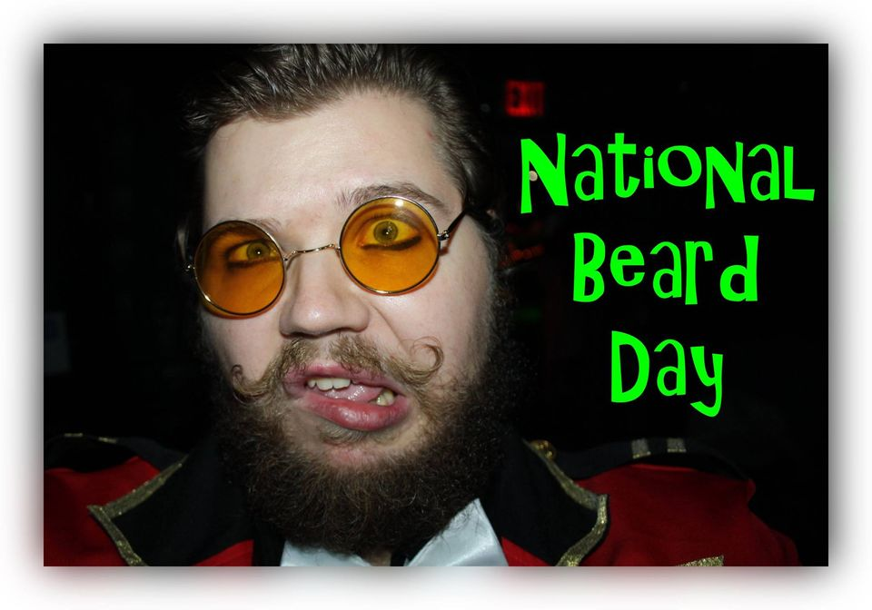 National No Beard Day Wishes Images