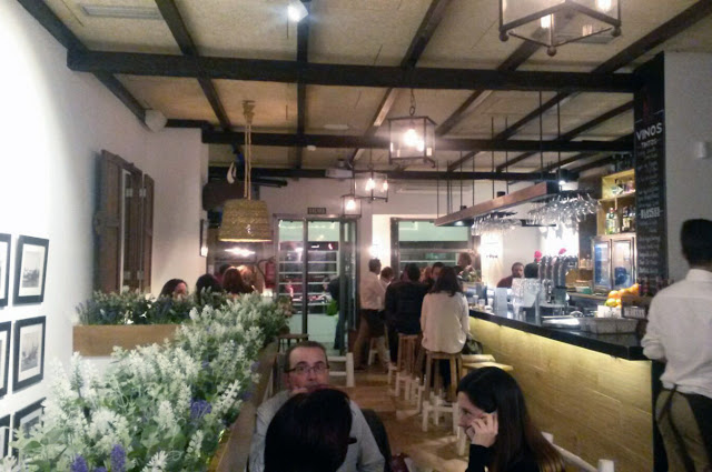 Restaurante Triana, TusoloviveMadrid