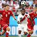 Statistik Pertandingan Peru vs Denmark - Piala Dunia 2018 Grup C