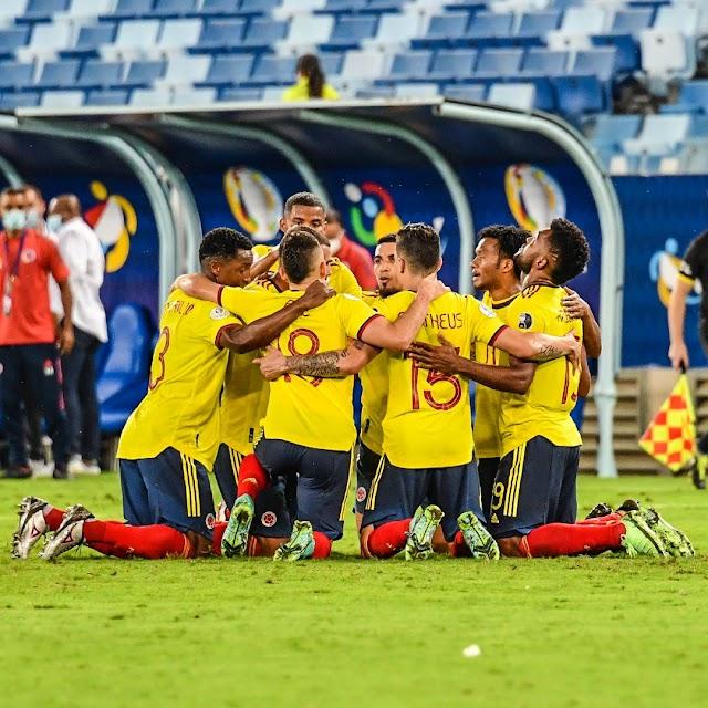¿Cómo llega Colombia a la Copa América?