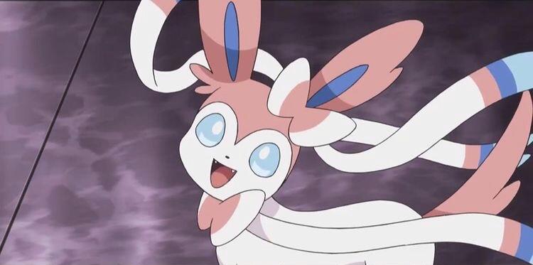 Best Sylveon Nicknames for Fairy Pokemon
