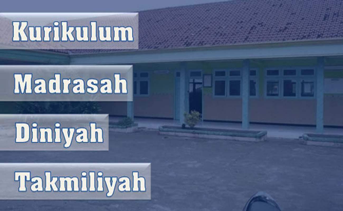 Contoh Format Kurikulum Madrasah Diniyah