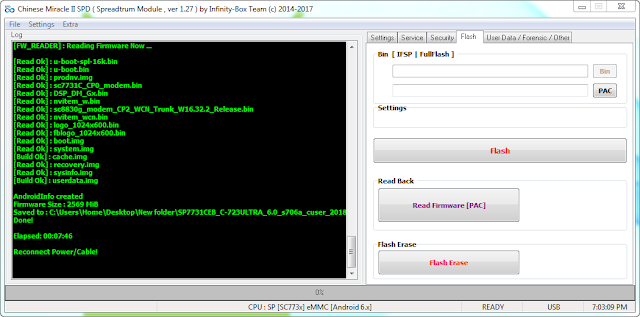Zentality C-723ULTRA/SPD7731C Stock Rom/Firmware/Flash file Download