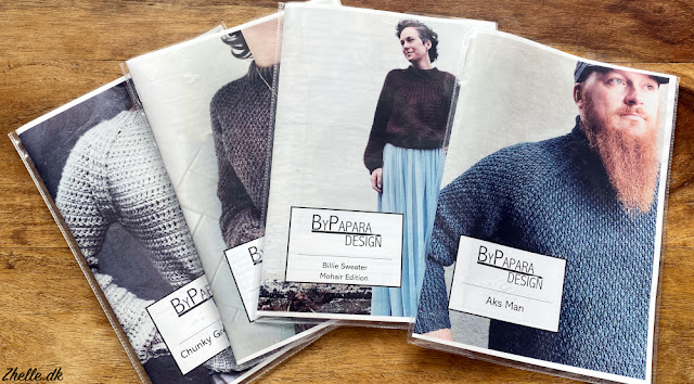 Crochet patterns by ByPapara