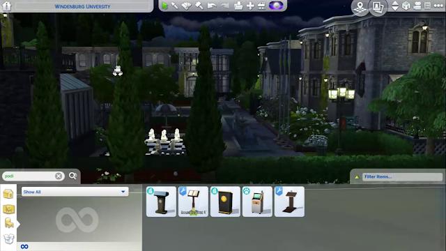 Sims 4 Windenburg University