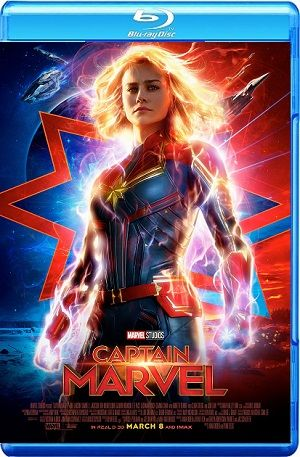 Captain Marvel 2019 WEB-DL 720p 1080p