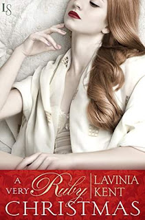A Very Ruby Christmas: A Bound and Determined Novel by Lavinia Kent