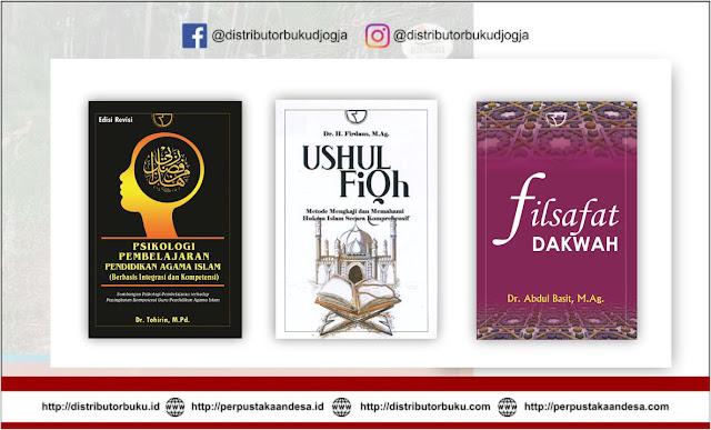 Daftar Buku Agama Islam Penerbit Rajagrafindo Persada