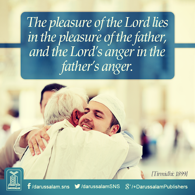 The pleasure of the Lord lies in the pleasure of the father, and the Lord's anger in the father's anger. Parents Status Quotes Images Download for WhatsApp