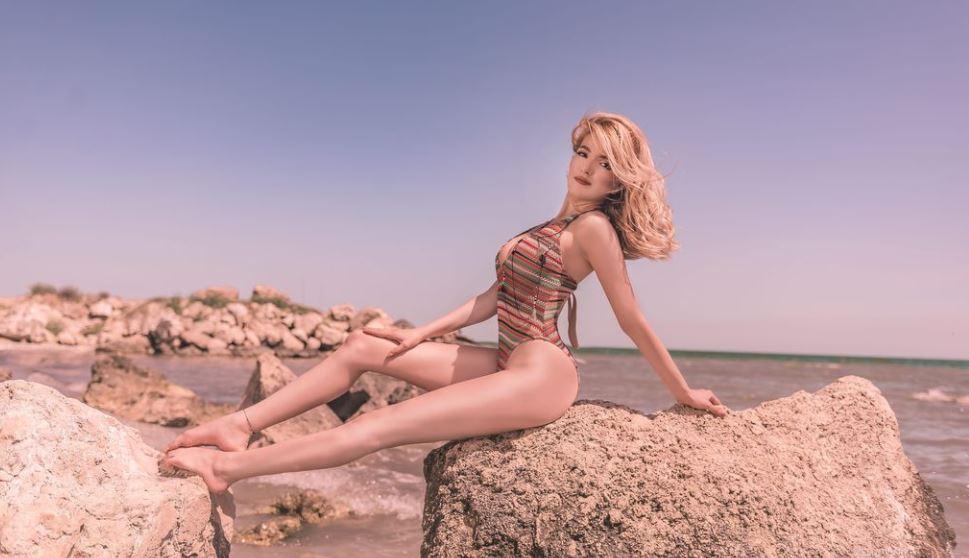 KellyClarke Model GlamourCams