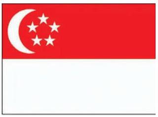 Bendera Negara Singapura