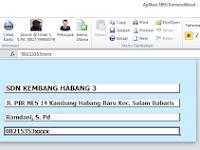 Aplikasi Cetak Kartu NRG Syarat Pemberkasan Sertifikasi