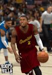 NBA 2k14 Christmas Roster Update - December 24, 2016 - Cleveland Cavaliers Christmas Jersey - hoopsvilla