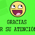 Gracias por su atencion con emojis para diapositivas en power point