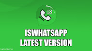 [UPDATE] Download ISWhatsApp v7.60 Latest Version Android