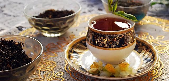В Китае есть древняя традиция чаепития