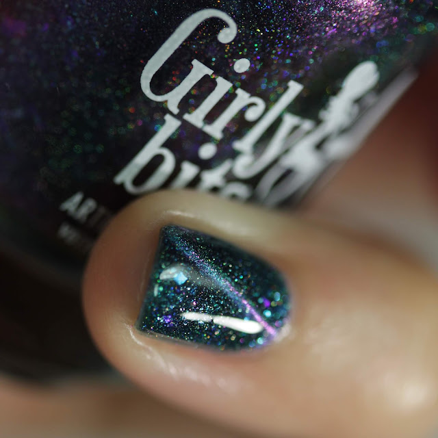 Girly Bits Tattle-Teal swatch by Streets Ahead Style