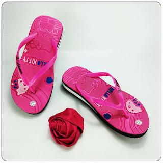 Sandal HK Tebal Anak TG sandal murah garut