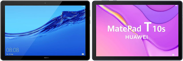 Huawei MediaPad T5 64 GB vs Huawei MatePad T 10s 64 GB