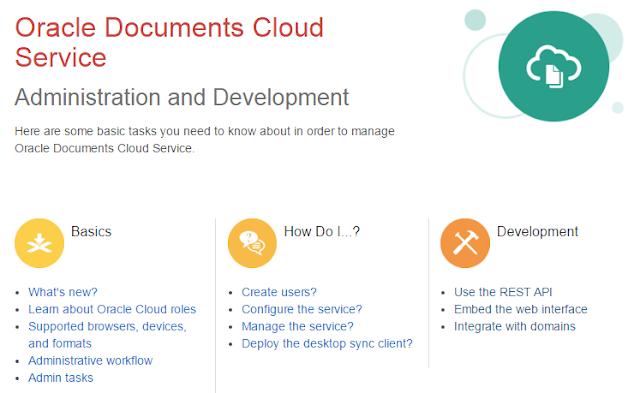 Jaime Cid @ Oracle: Documents Cloud API REST Development y
