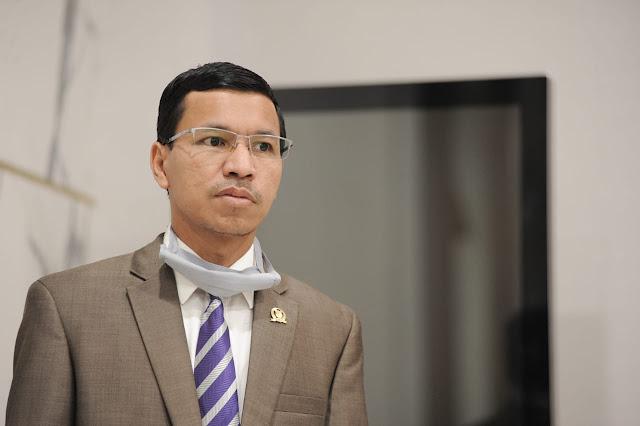Farid Nyak Umar, Ketua DPRK Banda Aceh