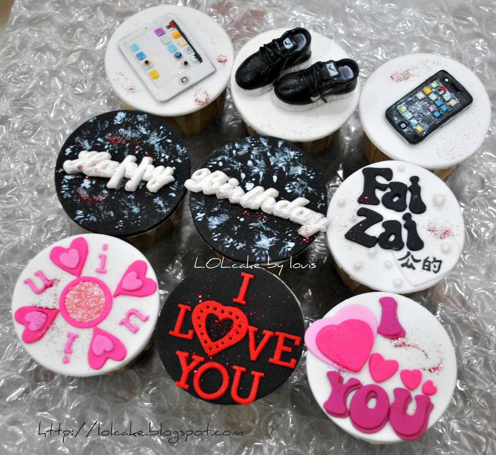 boyfriend cupcakes - photo #9