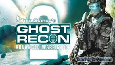 Tom Clancy's Ghost Recon Advanced Warfighter 2 PSP ISO Download for Android